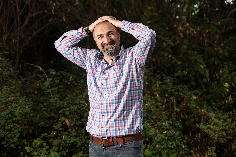 Yilmaz Atmaca (Schauspieler, Theaterpaedagoge, Familientherapeut (i.A.) HEROES GRUPPENLEITER