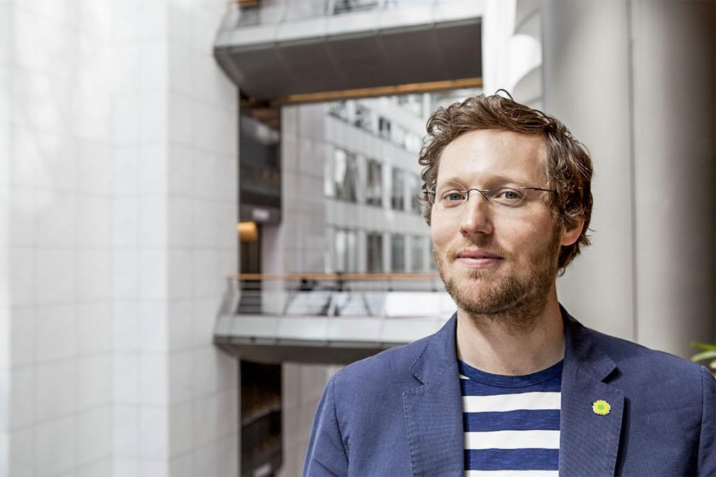 Jan Philipp Albrecht ist EU-Abgeordneter der Grünen und setzt sich für BürgerInnenrechte im digitalen Zeitalter ein.