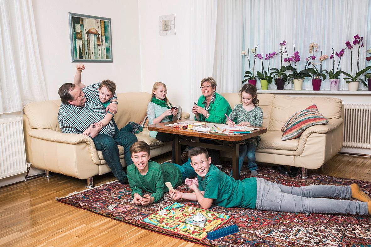 Großeltern: Wir beginnen von vorne – nur anders!