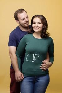 Lebertransplantation mit 19