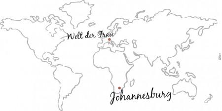 Johannesburg: Ohne Auto geht's nicht