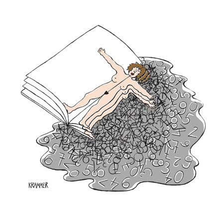Mein Körper, das offene Buch?