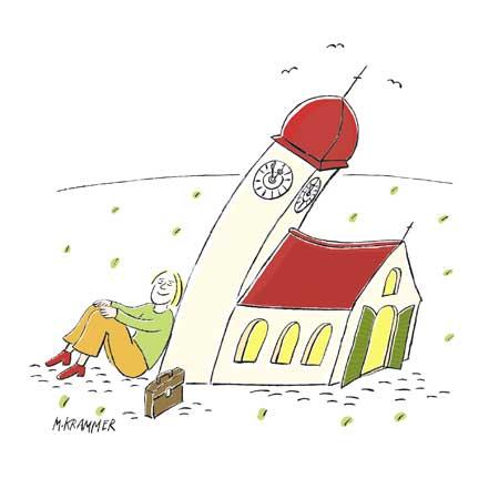 Soll die Kirche bleiben, wie sie ist?