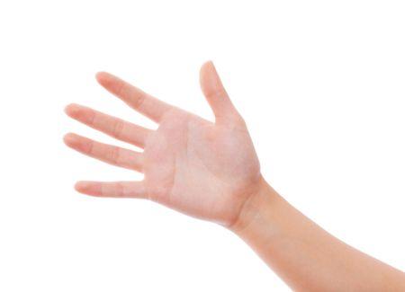 Leben aus einer Hand