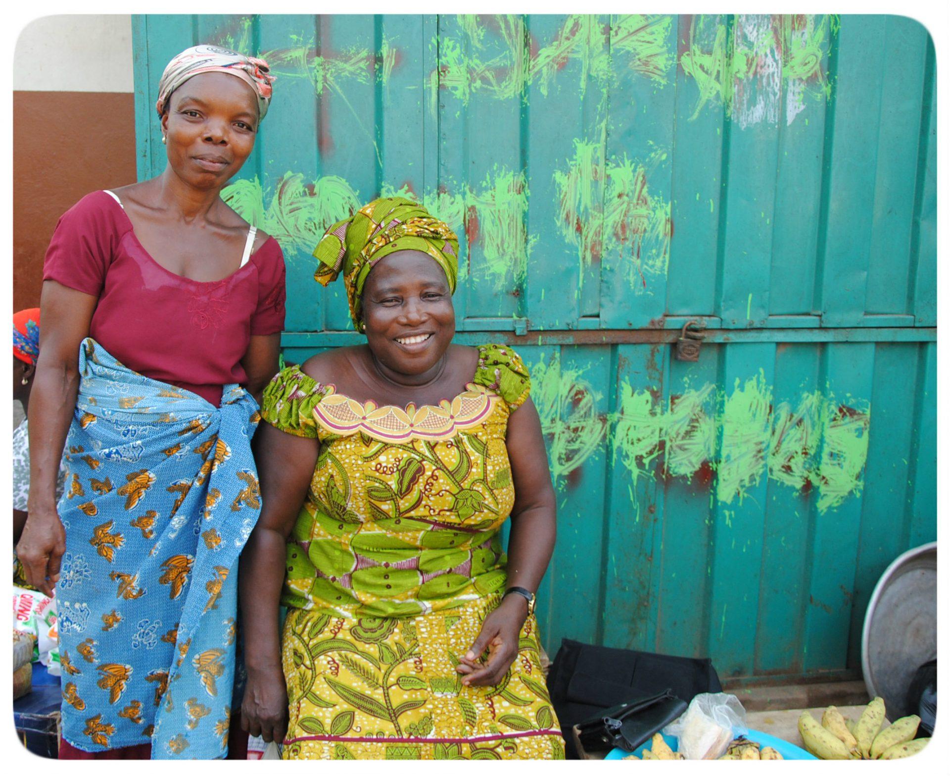 Christa Langheiters Ghana-Blog - Tag 2: Fotografieren