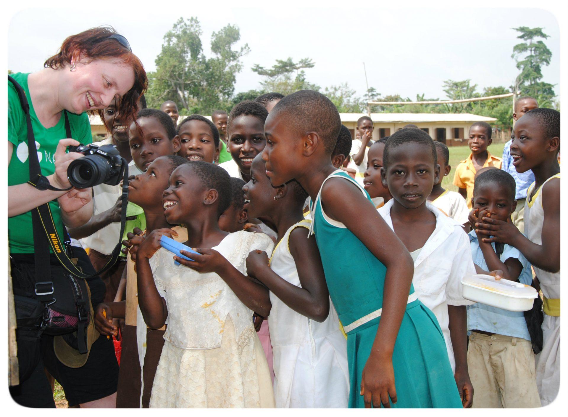 Christa Langheiters Ghana-Blog - Tag 3: Bilder im Kopf