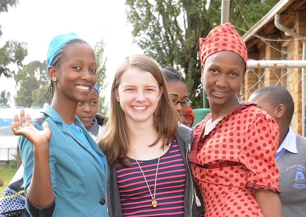 Magdalena in Lesotho: Außenseiterin mit Privilegien