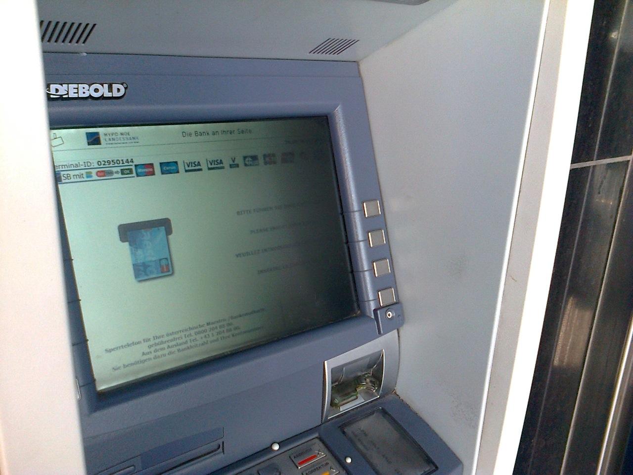 KW 18/ 2014: Bankomat