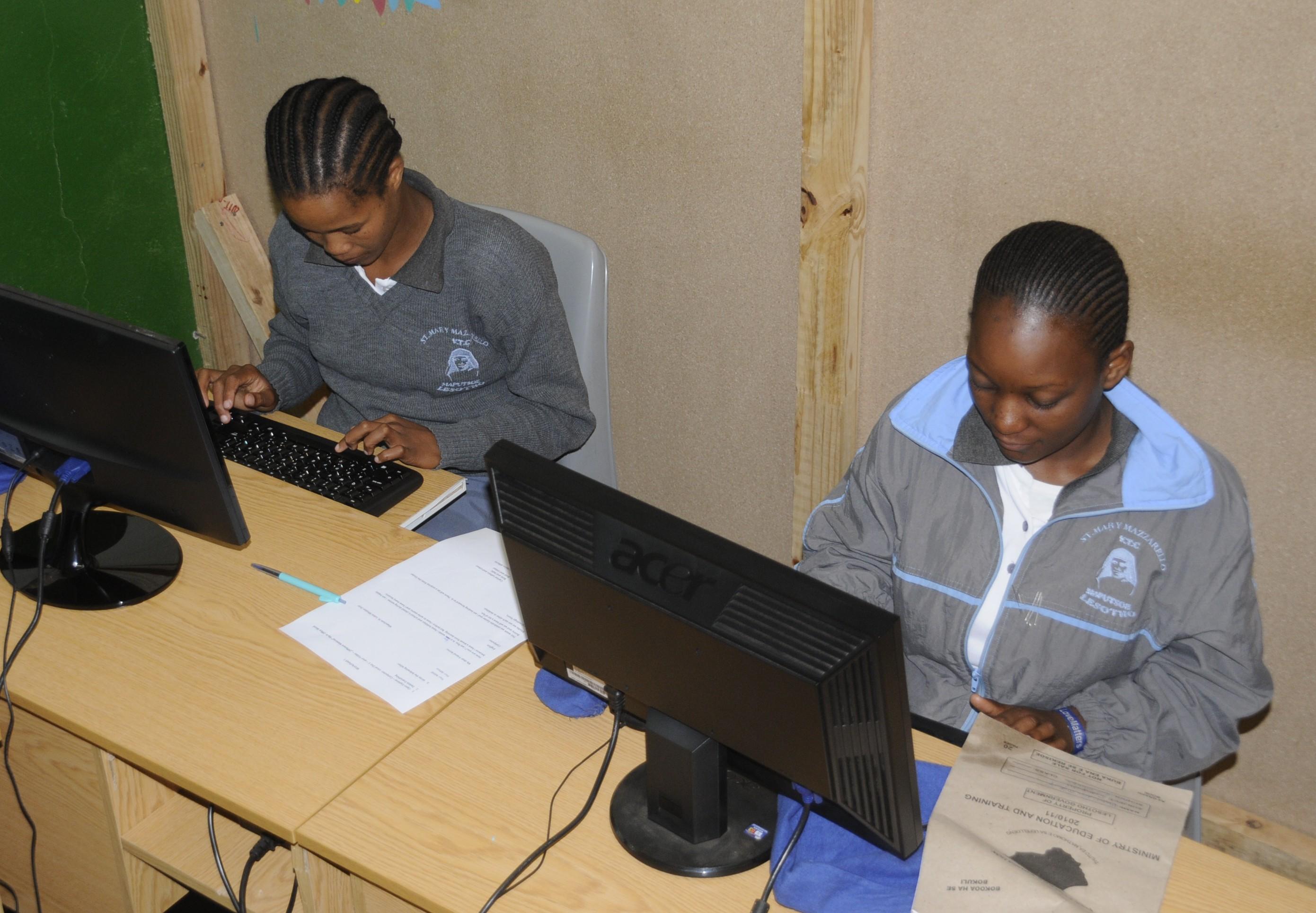Magdalena in Lesotho ... Die Rolle der Frau
