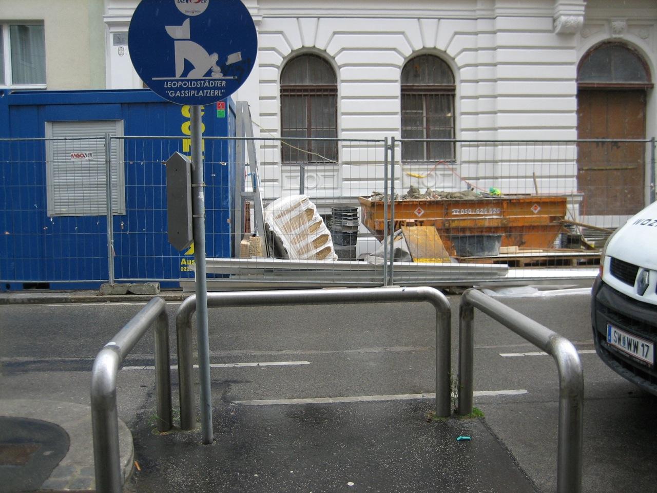 KW 19/2014: Gassiplatz