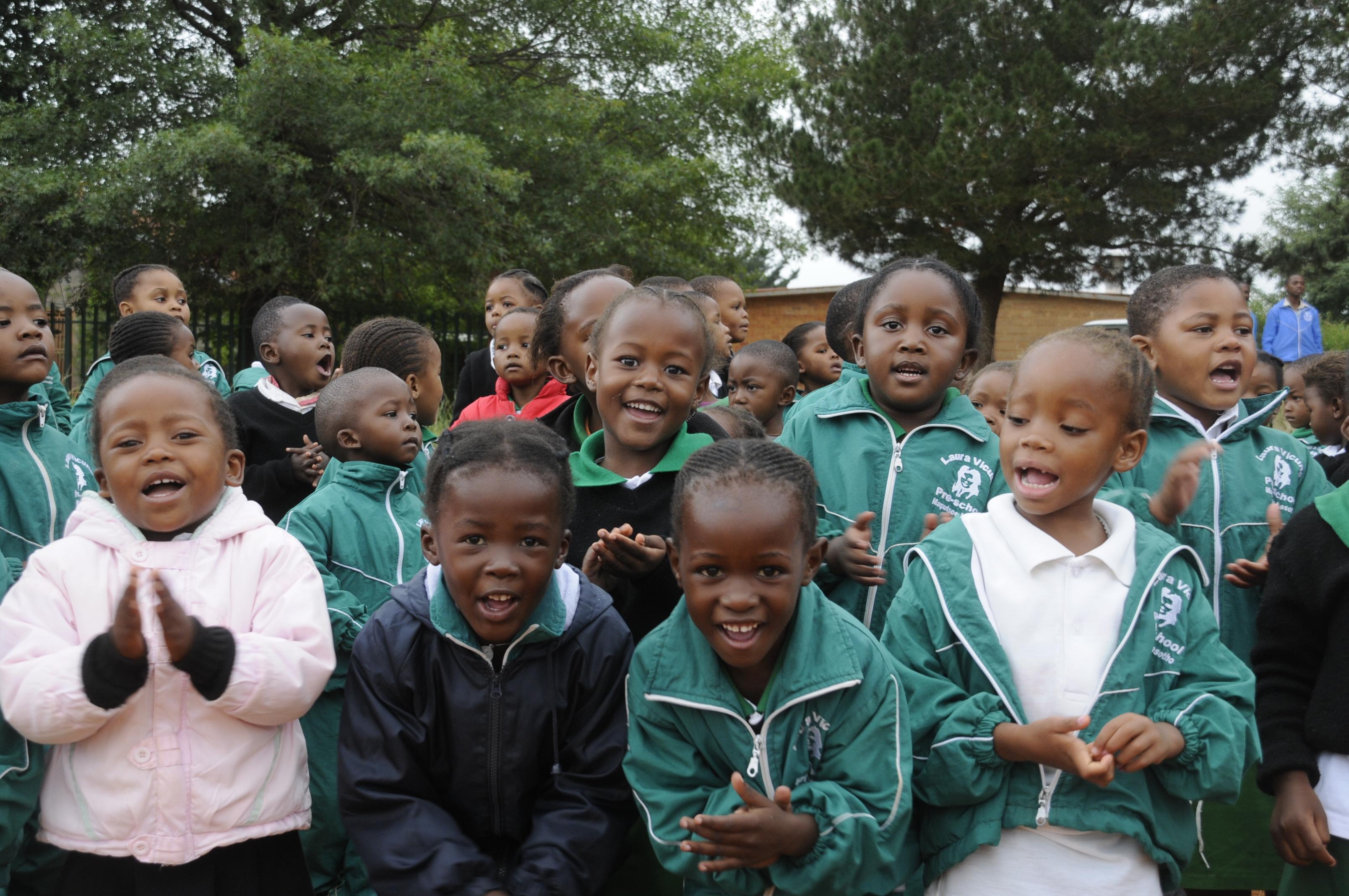 Magdalena in Lesotho ... ein Leben mit HIV