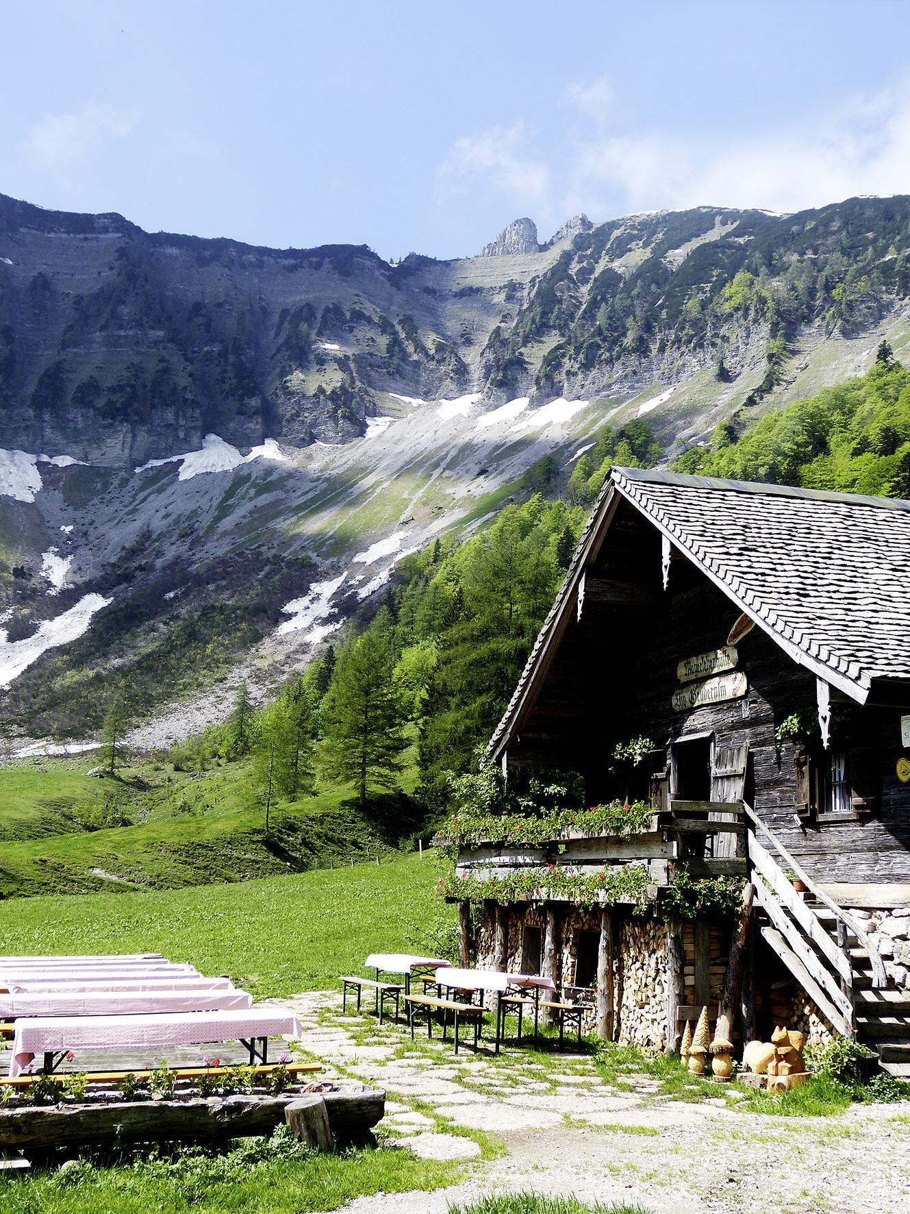 Salzburger Höhenluft