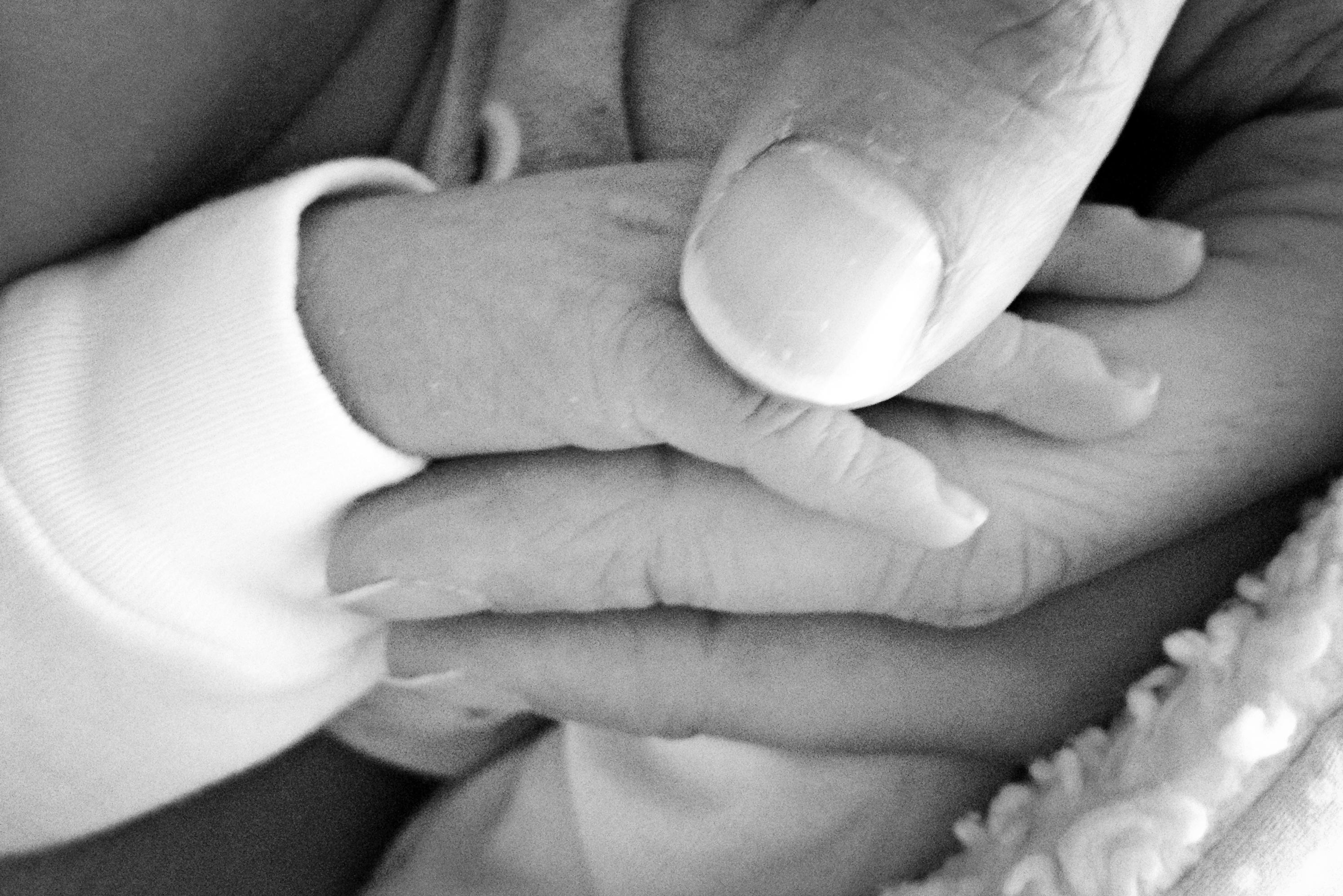 Wer will schon ein Anfängerbaby?