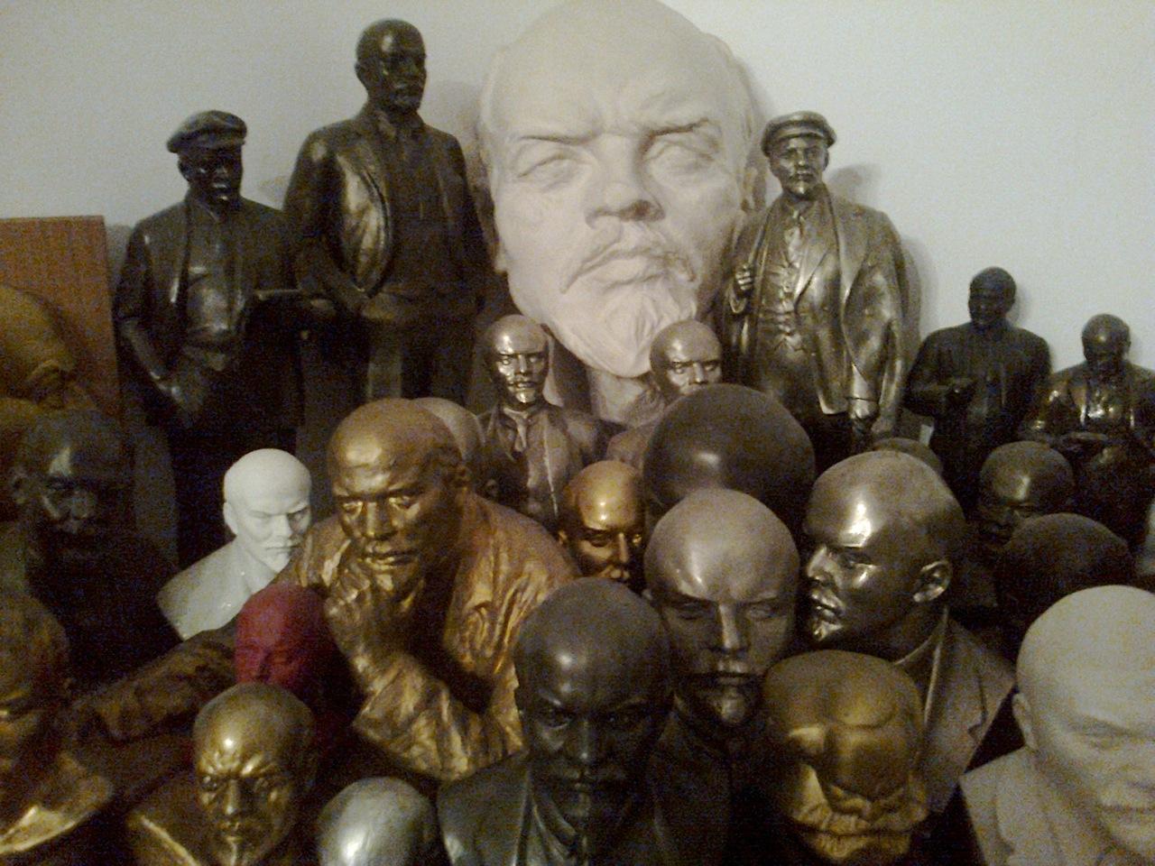 KW 52/2014: Lenins Köpfe
