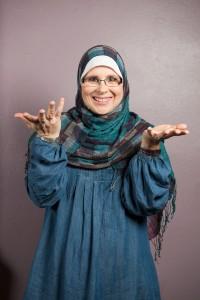 Christina Fuchs konvertierte vom Christentum zum Islam