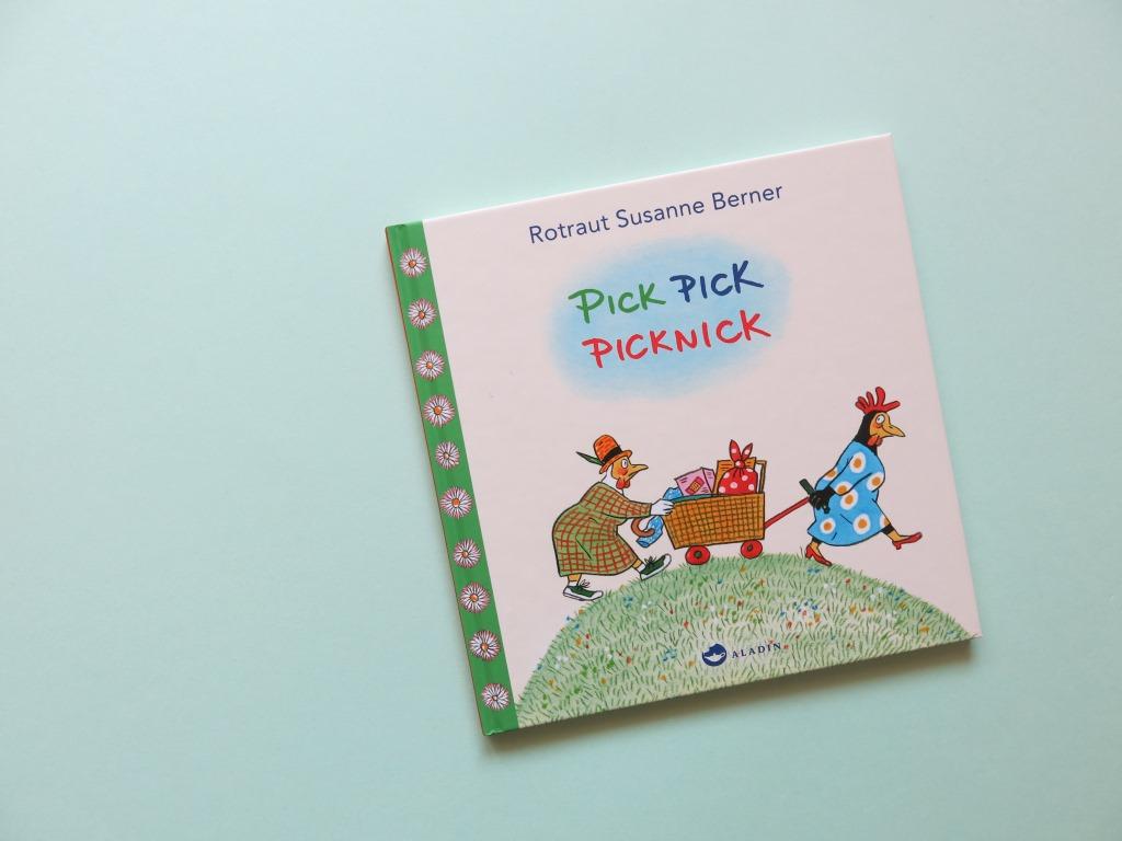 Pick Pick Picknick<br>ab 3 Jahren