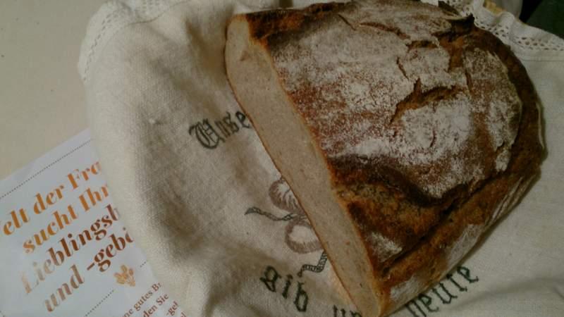 Bio-Brot aus Sarleinsbach