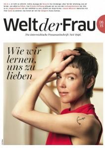 Welt der Frau, die österreichische Frauenzeitschrift, Juni 2015