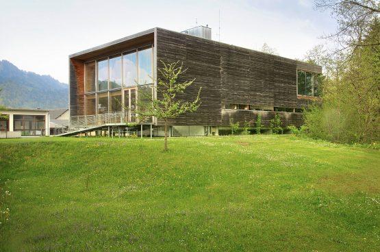 Frauenmuseum Außenansicht HITTISAU