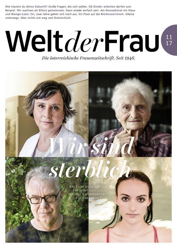 Welt der Frau November 2017