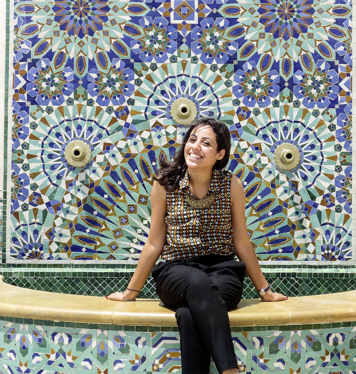 WELTFRAUEN<br>Sarah Zouak