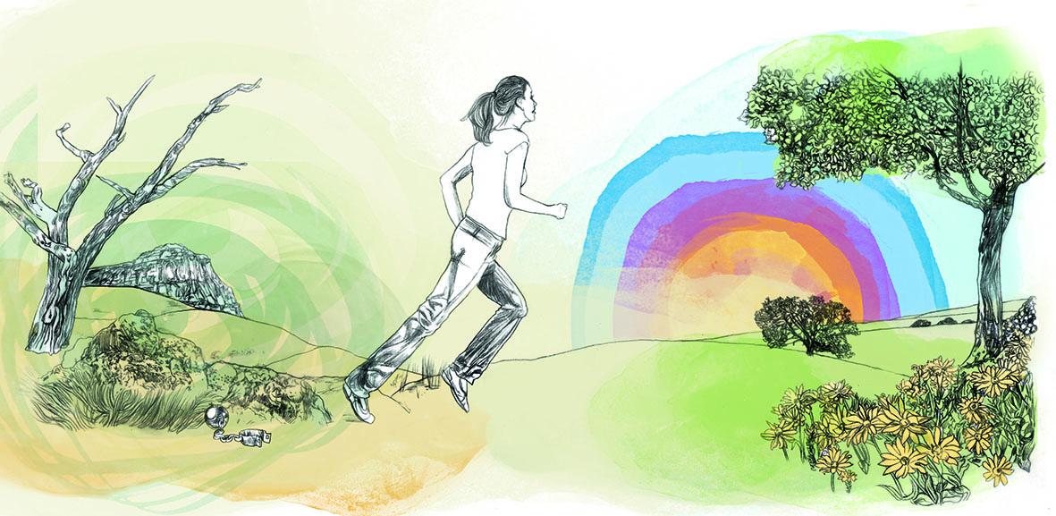 Balance für Seele, Körper und Geist