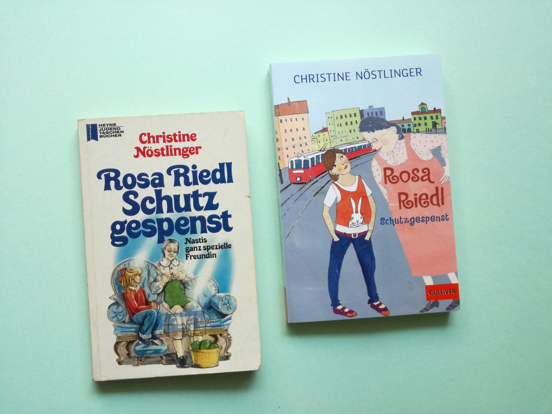 Liebe Christine …