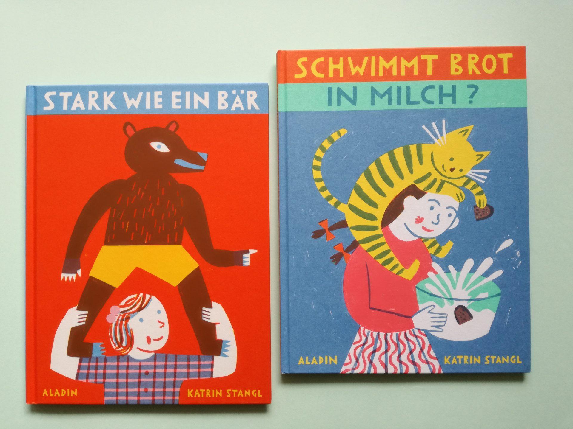 Kinderbuch: Freche Fragen fragen