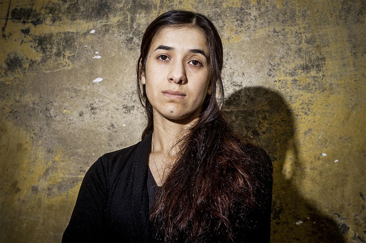 WELTFRAUEN <br> Nadia Murad