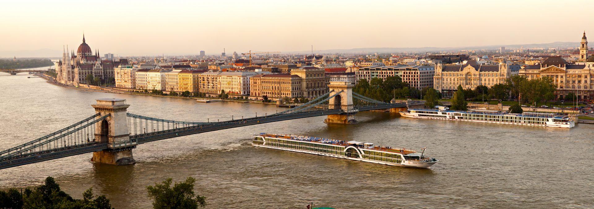 Reisewelt-Reise: Flusskreuzfahrt Schwarzes Meer und Donau