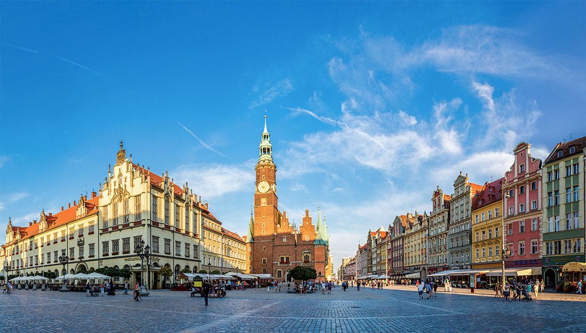 Polen <br>August 2019