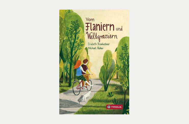 Sommerferien-Gedichte (Vom Flaniern und Weltspaziern)