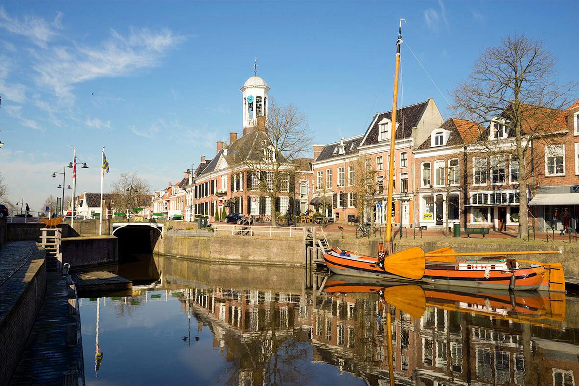 Charmantes Leeuwarden <br>Mai 2020