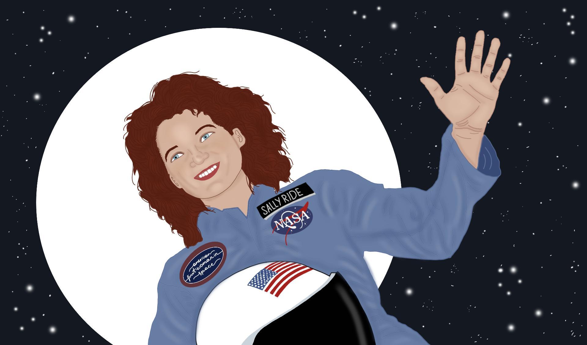 Sally Ride: Die nach den Sternen griff