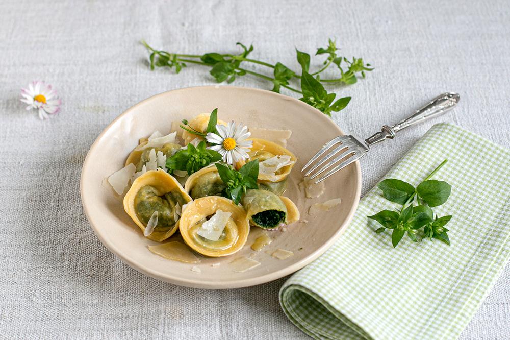 Rezept für geniales Brennessel-Pesto