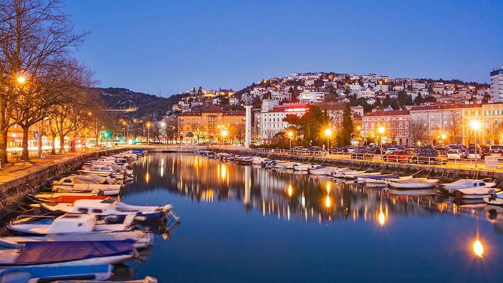Rijeka – März 2021