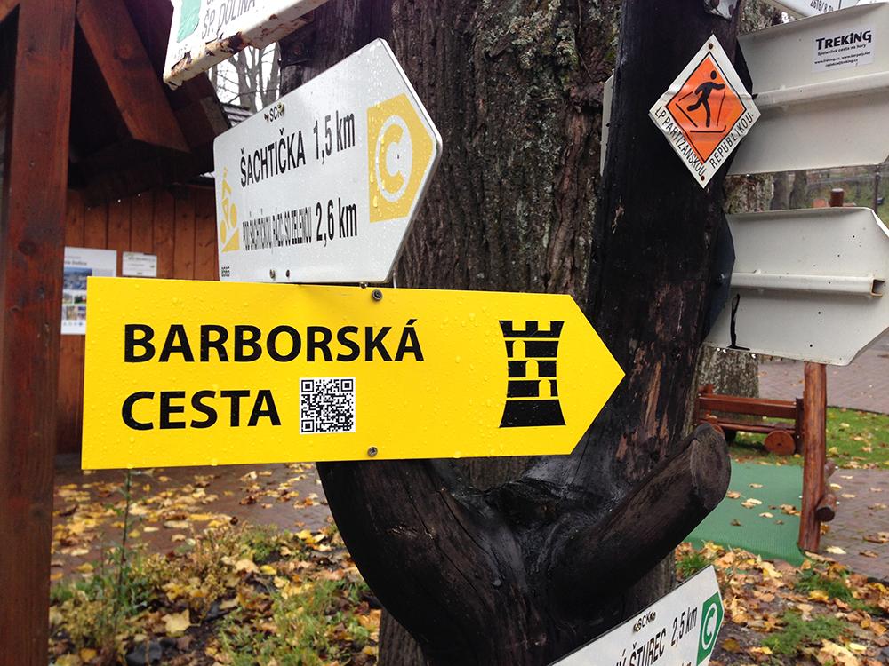 Pilgerreise Barbaraweg – Juli 2020