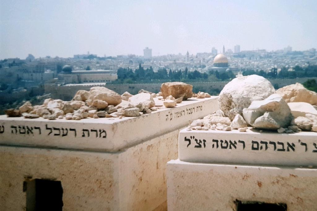 Jerusalems Unterwelt