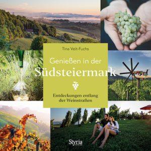 Buch: Genießen in der Südsteiermark