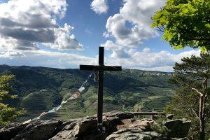 Gipfelkreuz Sonnstein