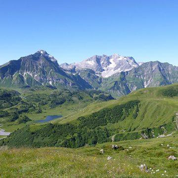 Kalbelesee Vorarlberg