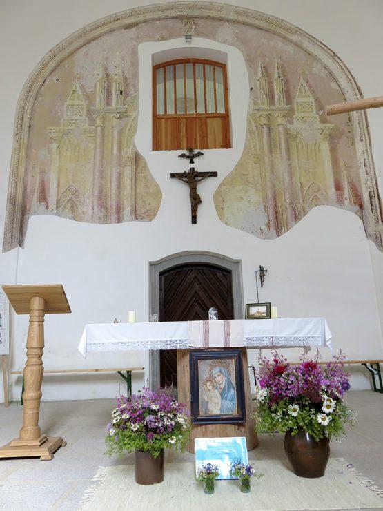Bucherser Kirche