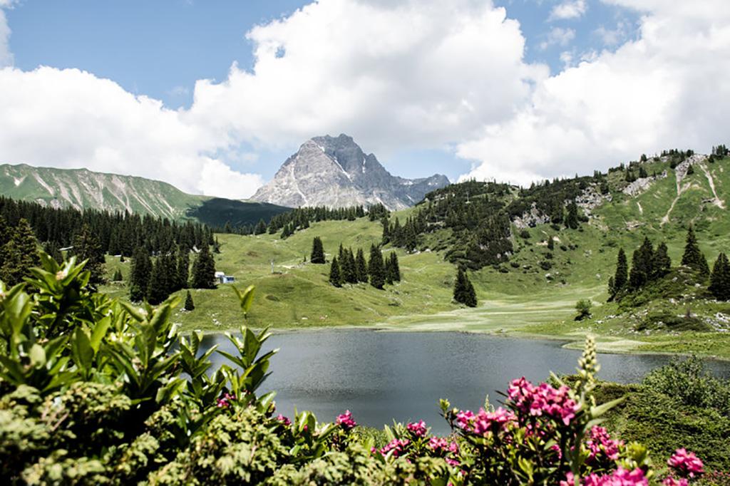 Wandern zum schönsten Platz Österreichs