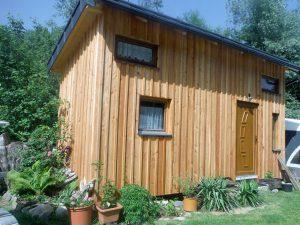 Tiny Haus Campingplatz Pristavec