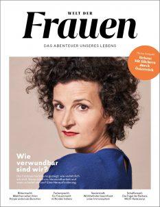 Welt der Frauen Cover Juli/August 2020