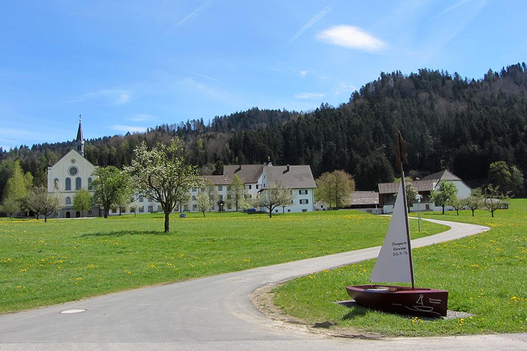 Urlaub im Kloster