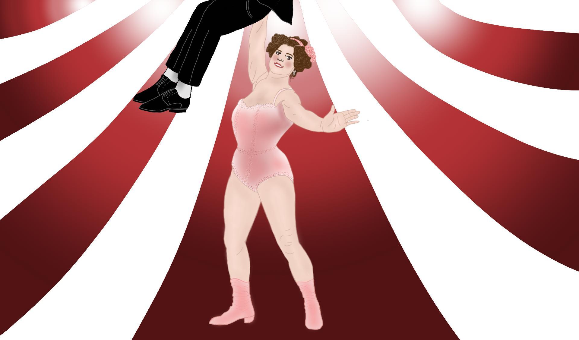 Katie Sandwina: Österreichs vergessener Zirkusstar