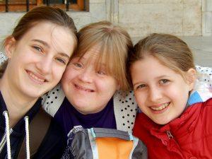 Hanna und ihre Freundinnen