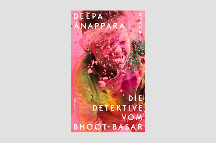 Buchempfehlung: Die Detektive vom Bhoot-Basar