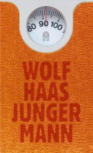 Buch Wolf Haas Junger Mann